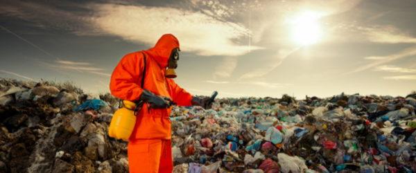 El impacto de la COVID-19 en el mercado del plástico reciclado.