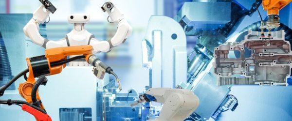 Aumenta la visibilidad de la Robótica en la Industria del Plástico.